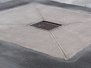 Catch Basin Concrete Perfect Sweep